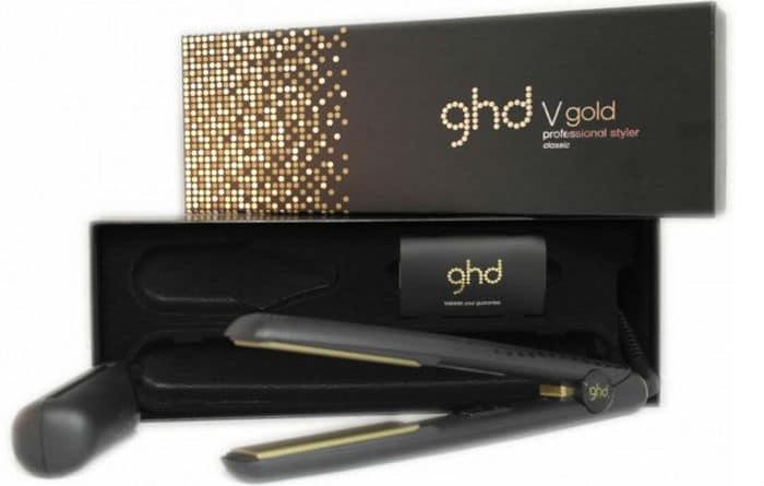 plancha de pelo ghd v gold classic styler mediana