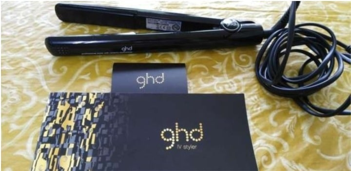 modelo ghd iv classic styler