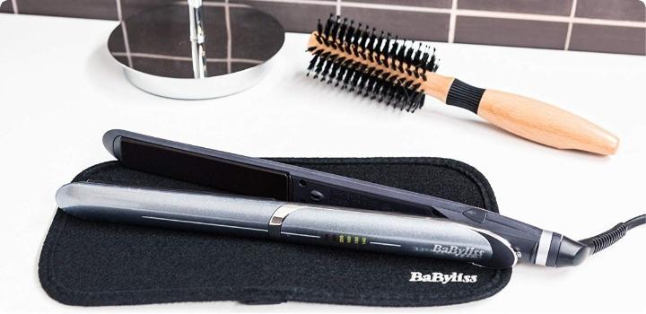 planchar cabello seco o mojado