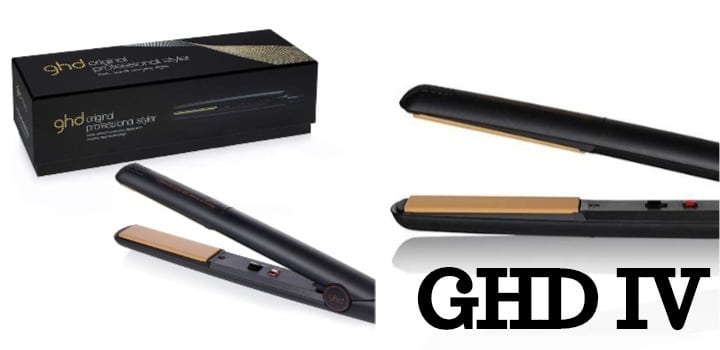 planchas ghd iv