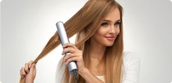Cómo cuidar tu cabello si te lo planchas todos los días