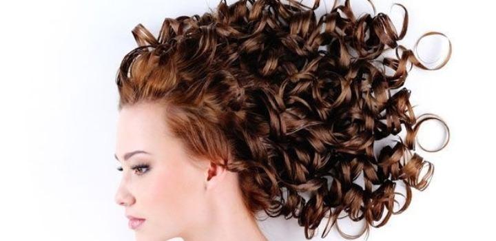 peinado bucles plancha