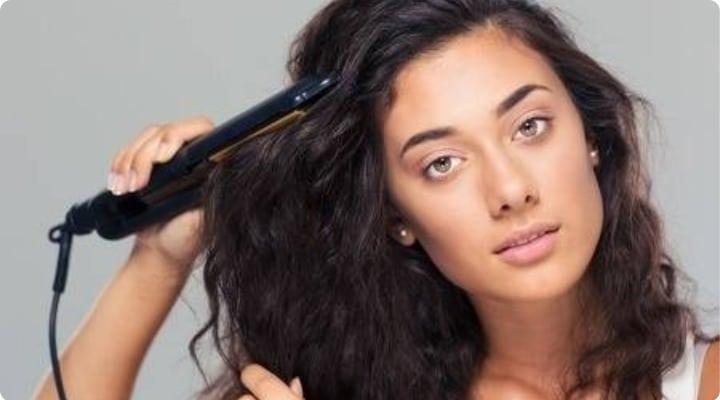Peinados que puedes hacer con tu plancha de pelo