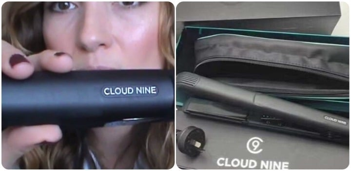 Es recomendable comprar una plancha Cloud Nine