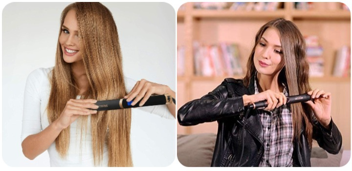 por que comprar plancha de pelo con infrarrojos