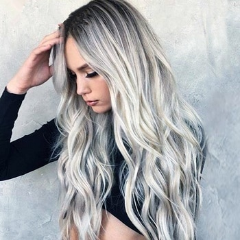Mejores tintes gris plata